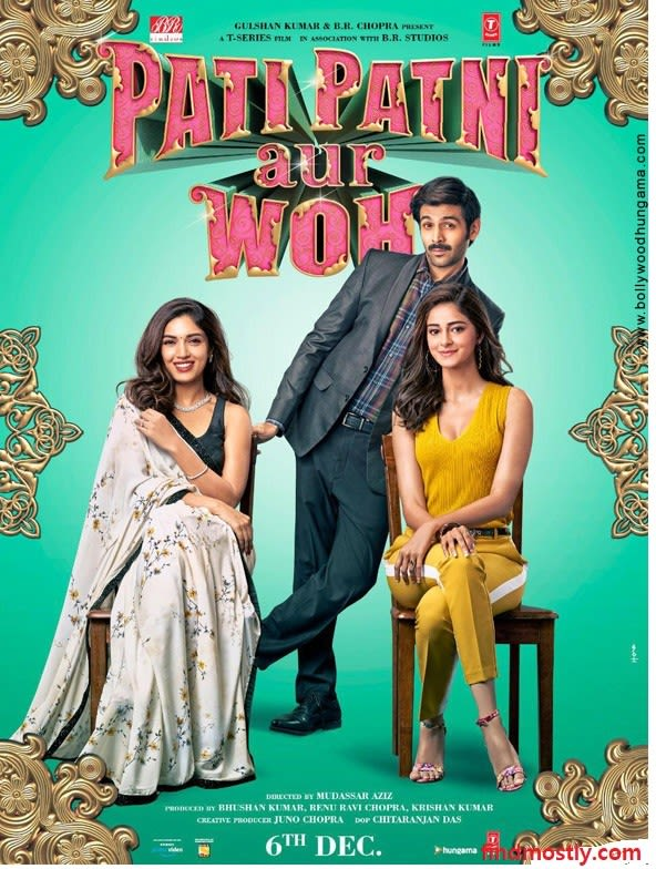Pati Patni Aur Woh 2019 Full Movie Download in HD