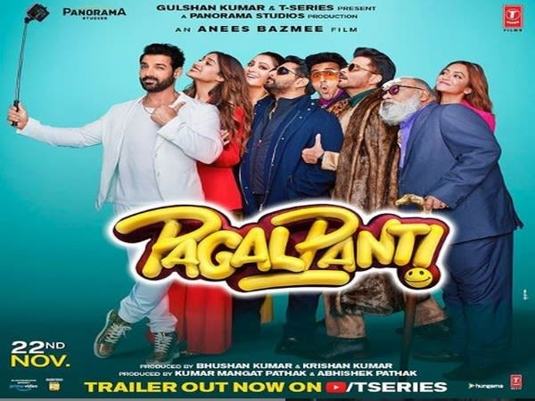 Pagalpanti 2019 full movie download 2019 in 720p 480p- tamilrockers, pagalworld.