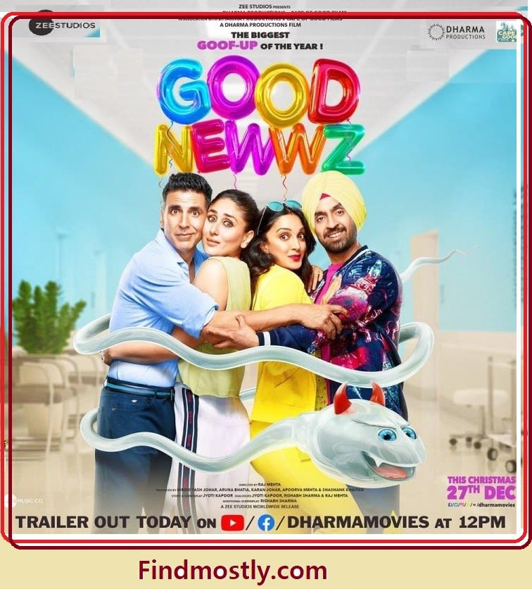 Good News Full Movie Download filmyzila