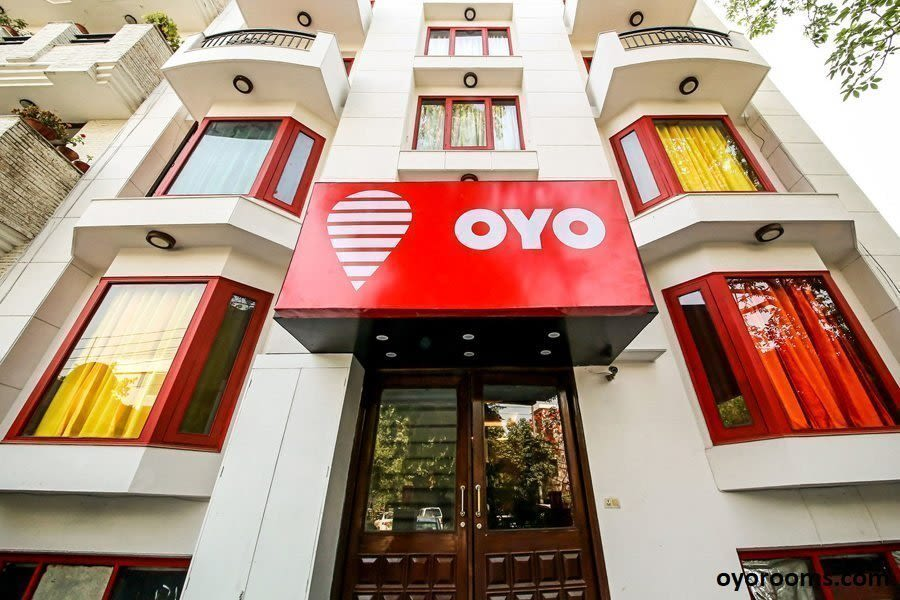 Oyo Rooms Success Story