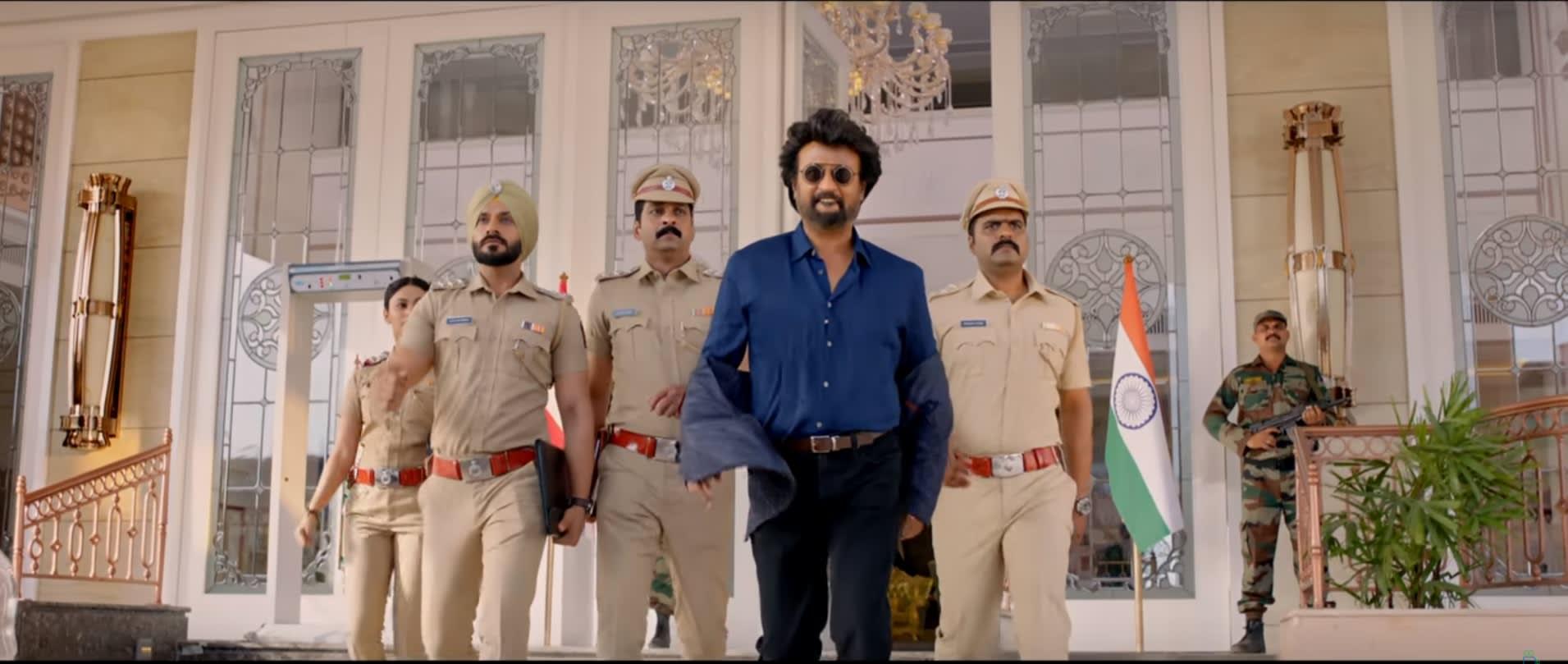 Darbar Full Movie Download in 480p Tamilrockers Pagalworld Filmyzila
