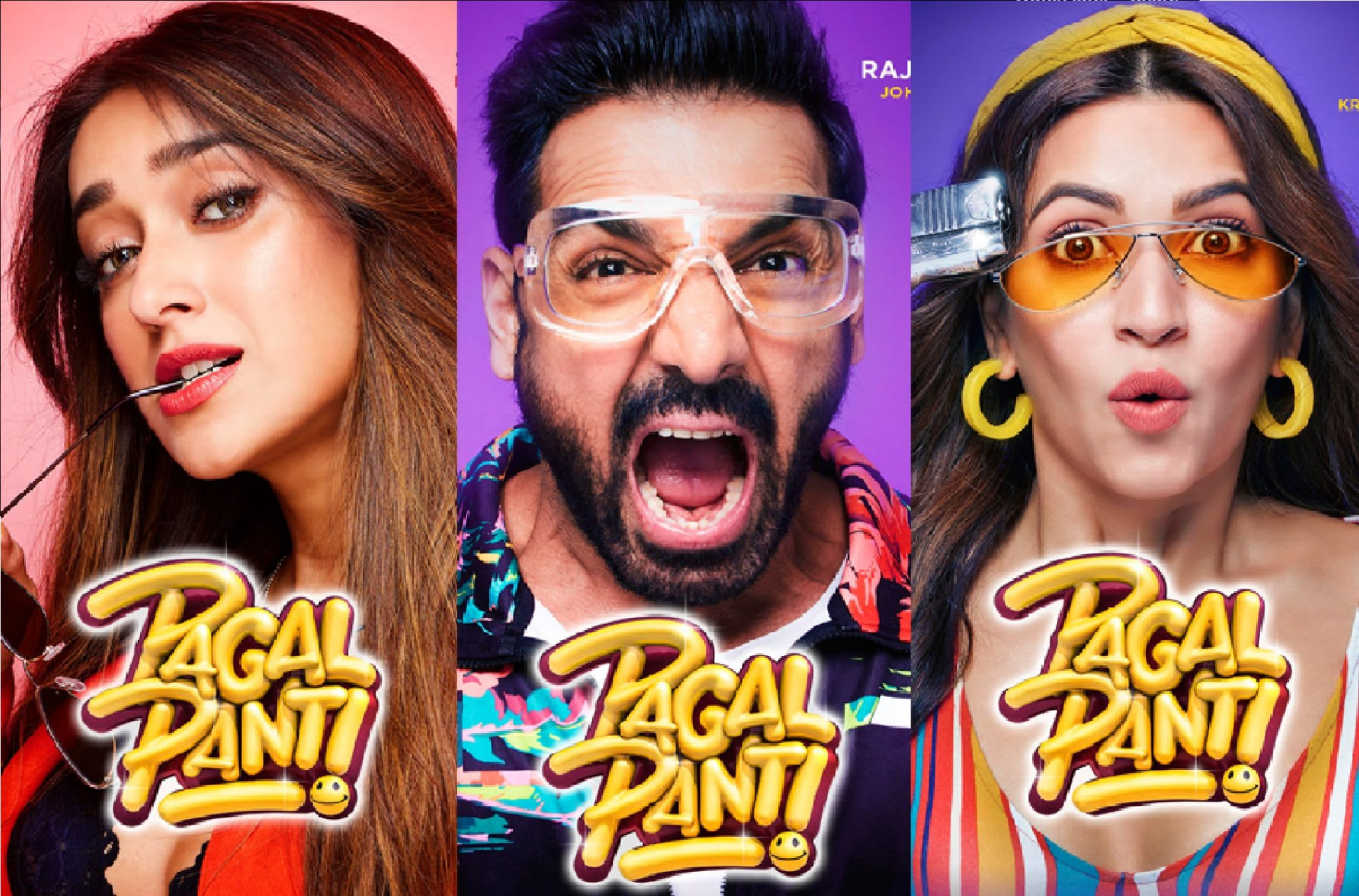 Pagalpanti download 2019 in 720p 480p- tamilrockers, pagalworld.