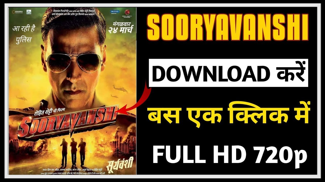 Sooryavanshi movie download filmywap