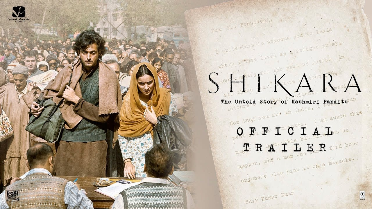 shikara movie download filmyzila