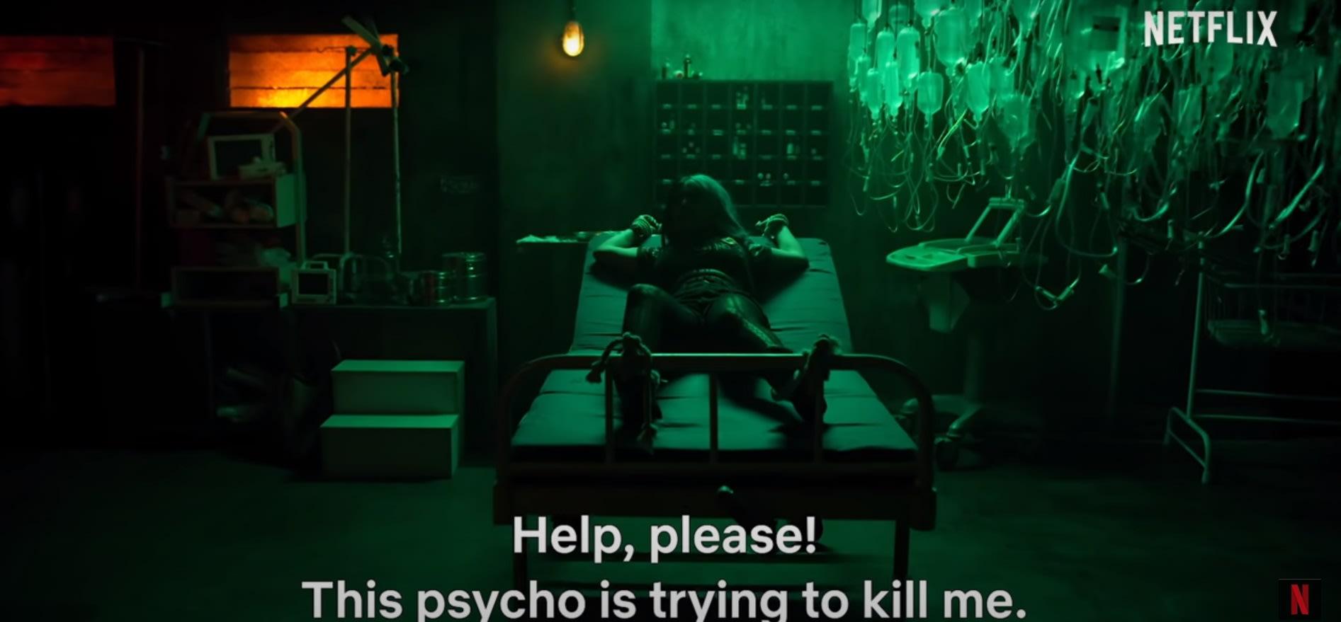 Mrs Serial Killer Download in Hindi 720p