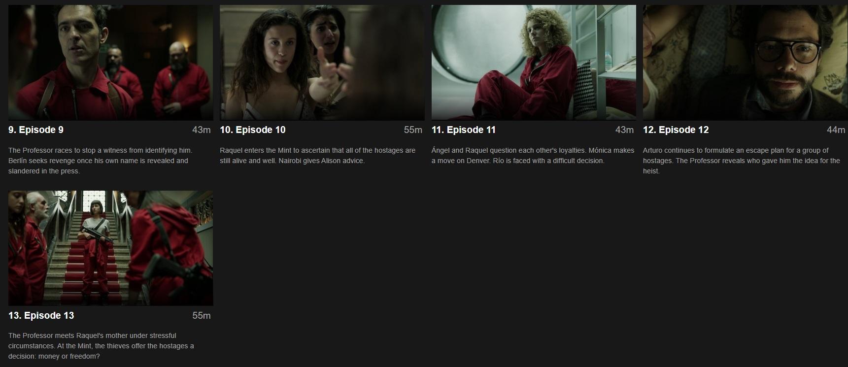 Money Heist Download Filmyzilla in Hindi all episodes Season 03