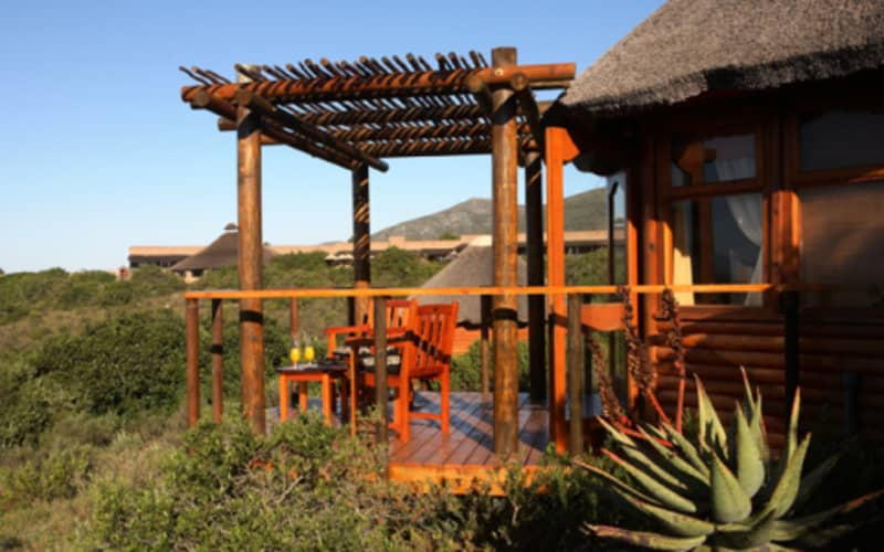 Garden Route Game Lodge:1 Night Couples Stay in a Waterhole Chalet, Meals & Games Drives PP Sharing!