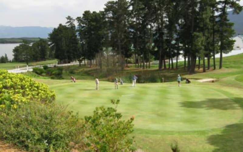 2-ball Deal at Theewaterskloof Country Estate & Golf Course - only R299!
