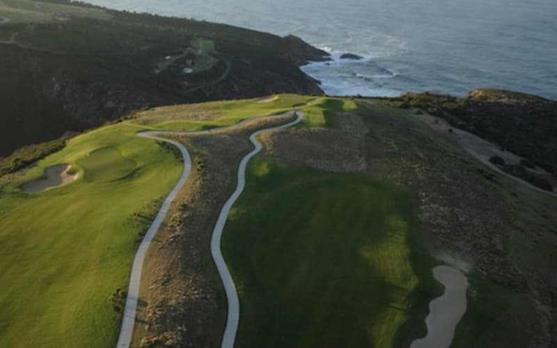 OUBAAI GOLF TOUR DEAL - 2 Nights, 2 People & 2 Rounds+ Cart & Halfway Lunch Voucher