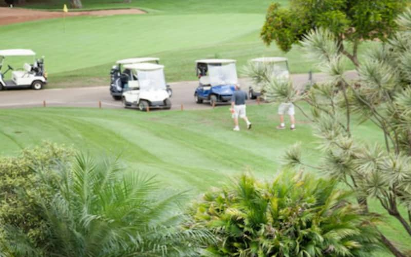 KLOOF COUNTRY CLUB: 4-Ball + Carts - only R1 679!