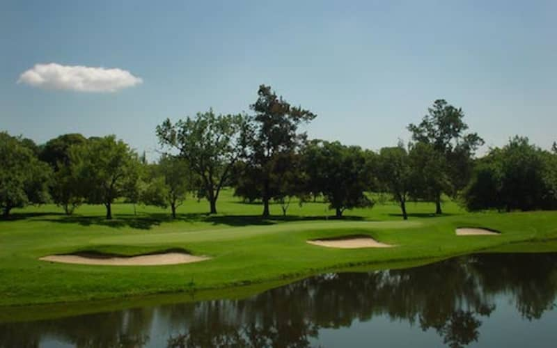Wanderers Golf Club: 4-Ball Special + Carts