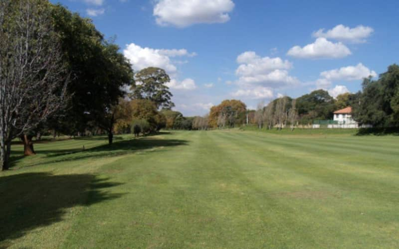 Observatory Golf Club 4-Ball deal - only R639!