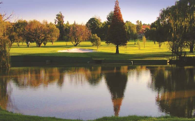 GLENVISTA COUNTRY CLUB: 4-ball at the picturesque course - only R639!