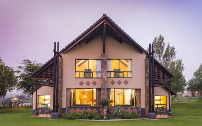 Alpine Heath Resort KZN: 1 Night Stay in a Chalet for up to 6 people from only R1 859 per night!