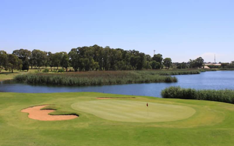 GERMISTON GOLF CLUB: 4-Ball Special - only R779!