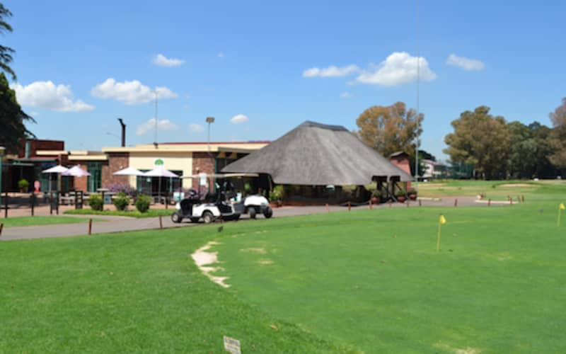 Royal Oak Country Club: 4-Ball Deal just R639!