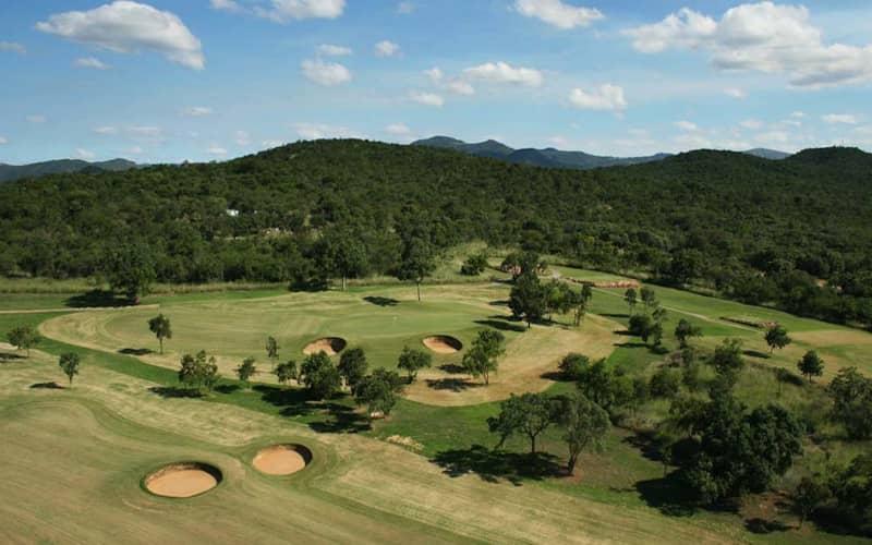 Nkonyeni Golf Club, Swaziland: 2-ball deal + Cart - only R719!