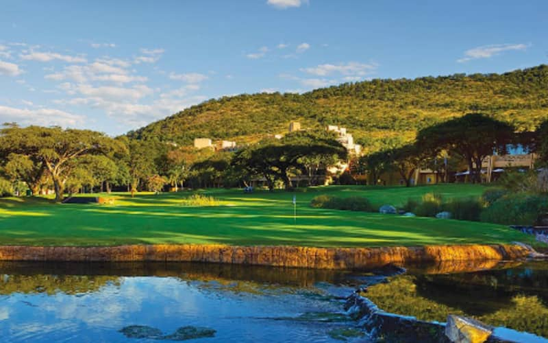 2020 Special add-on 1 Round of Golf (18 Holes) at Gary Player Country Club just R799!