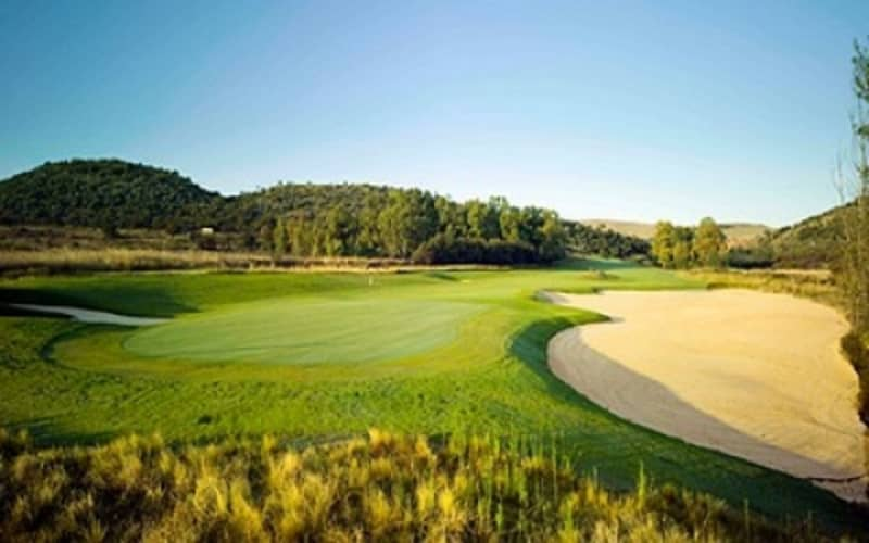 EYE OF AFRICA Signature Golf Estate: 4-Ball + GPS Carts only R1 869!