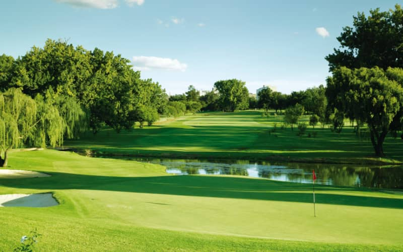 GLENDOWER GOLF CLUB 2020: 4-Ball at this TOP 10 Course - just R1 709!