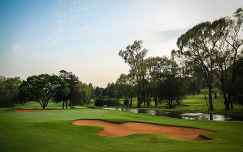 WINGATE PARK COUNTRY CLUB 2020: 4-Ball deal for only R799!