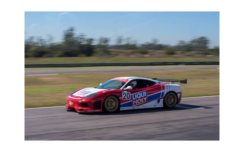 HOT LAP Ferrari Experience at Zwartkopz - R8 610!