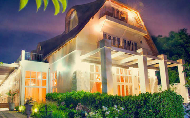 Le Franschhoek Hotel & Spa - 1 Night Stay for 2 people + Breakfast Only R1 999!