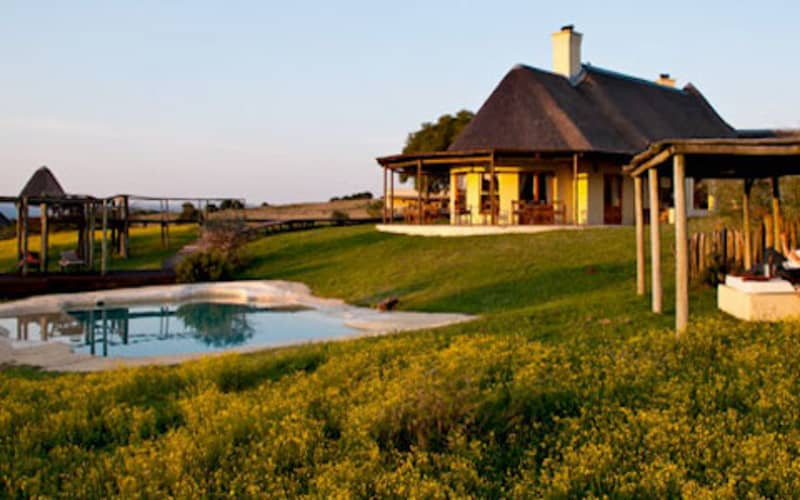 Hlosi Game Lodge- 2 Night stay in a Luxury Safari Tent, Couple/ Family Stay for only R4 999pn!