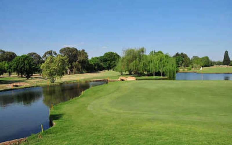 ERPM Golf Club: 4-BALL DEAL + Carts for only R1 349!