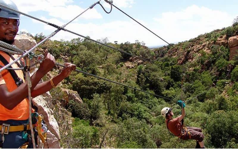 Magalies Experience: Magaliesberg Canopy Tour R695 pp!