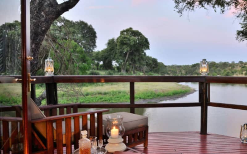KRUGER NATIONAL PARK! HAMILTONS TENTED CAMP:  Ultimate Luxury All-Inclusive stay for 2!