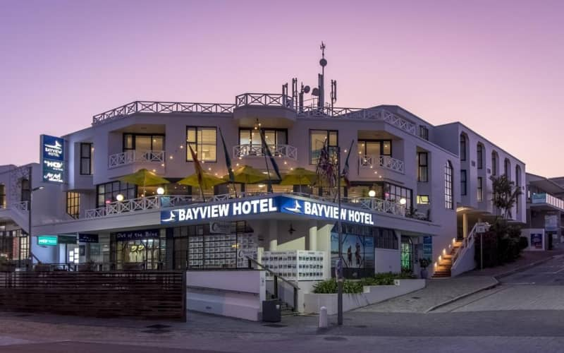 Bayview Hotel Plettenberg Bay- 1 Night Stay for 2 + Breakfast from ONLY R1 109 pn!
