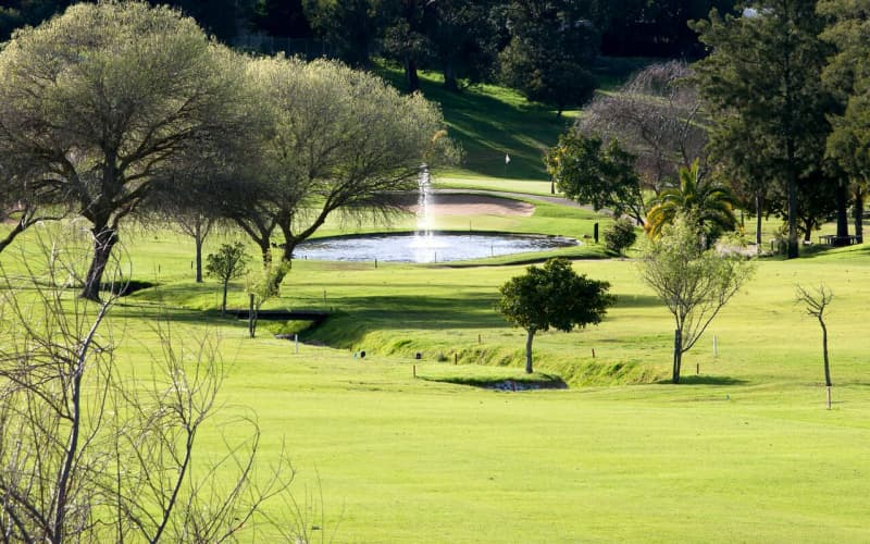 Bellville Golf Club : 2-ball Special for ONLY R319!