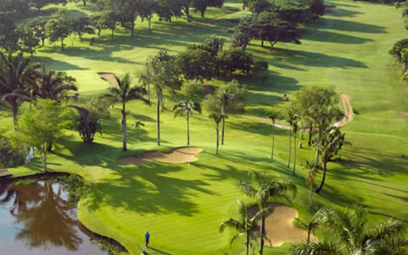 Umhlali Golf Course: 2-Ball + CARTS for only R939!