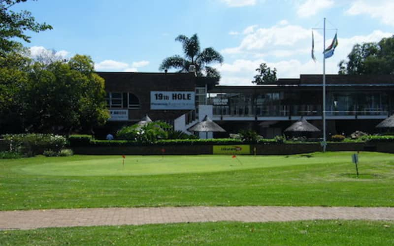 Kempton Park Golf Club: 2-Ball