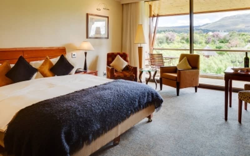 ARABELLA HOTEL, GOLF & SPA: Best of Both Special - A Luxury 2 NIGHT Stay FOR 2 + Golf OR Spa Treatment EACH PER DAY!