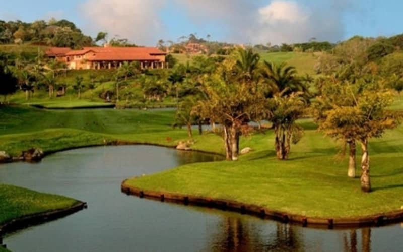 SAN LAMEER Country Club: 2-Ball deal INCLUDING Carts for only R989