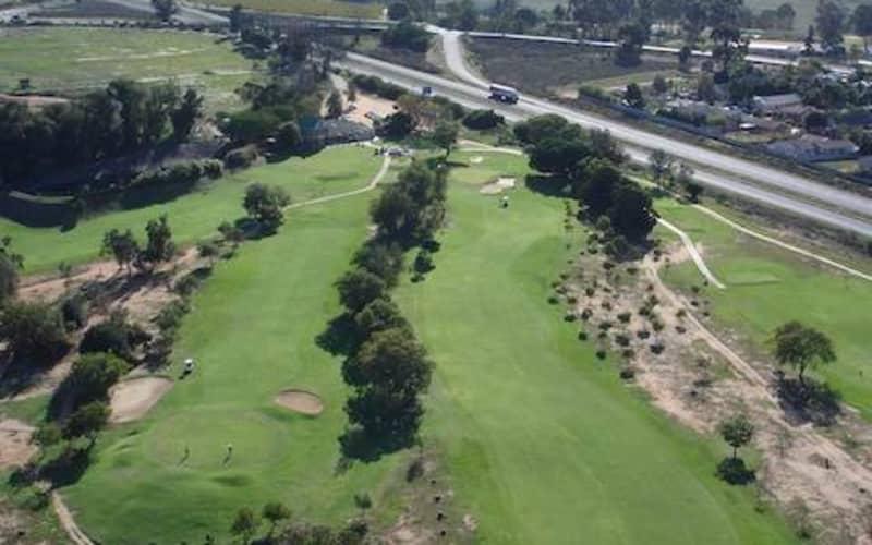 FLOOK FRIDAY Malmesbury Golf Club - 2 Ball Deal!
