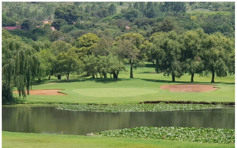 Goldfields West Golf Club - 4 Ball & Carts Deal