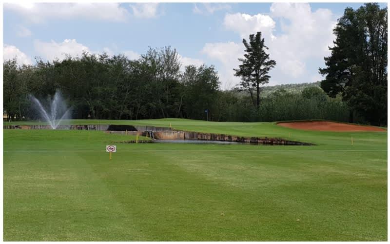 Goldfields West Golf Club - 2 Ball + Shared Cart Deal!