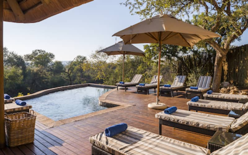 Thakadu River Camp, North West: 1 Night 5-Star Luxury Stay for 2 People sharing from R5 149 pn!