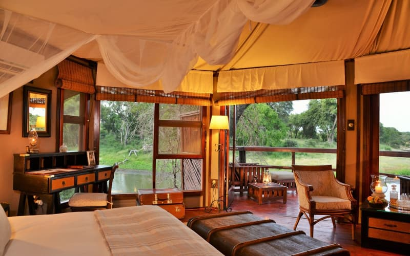 KRUGER NATIONAL PARK! HAMILTONS TENTED CAMP  Ultimate Luxury All-Inclusive @ R7 599 pn!