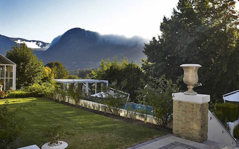 Le Franschhoek Hotel & Spa - 1 Night Stay for 2 people + Breakfast from Only R3 079 pn!