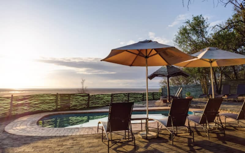 Nibela Lake Lodge, KZN: 1 Night for 2 people in a Chalet + Breakfast & Dinner only R2 699 pn!
