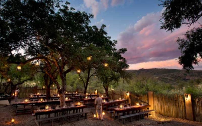 Kwa Maritane Bush Lodge: 1 Night Stay for 2 + Breakfast, Dinner & Game Drive for R4 449 pn!
