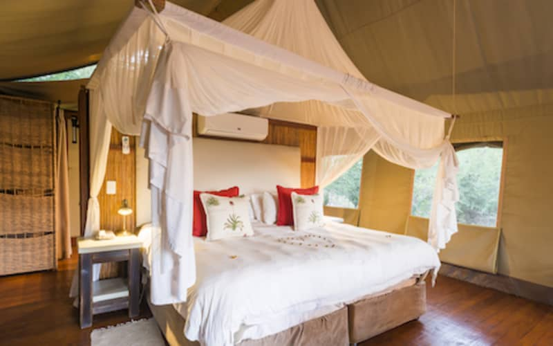 Thakadu River Camp: MIDWEEK SPECIAL! 1 Night Stay for 2 & All Meals & 2 Game Drives per day!