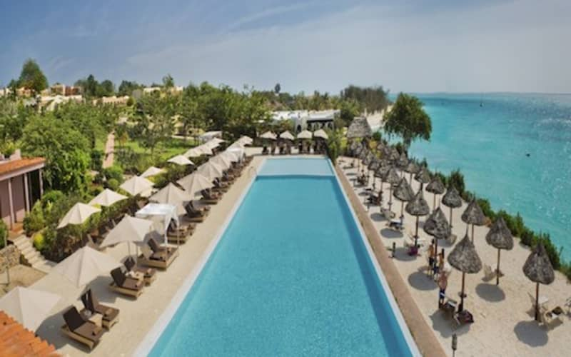 RUI Palace Zanzibar- 7 Nights 5* Stay + ALL Meals + Flights from only R23 720 pps!