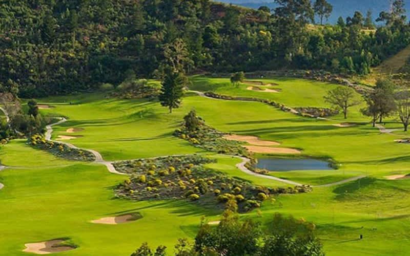 SIMOLA GOLF ESTATE - ADD-ON 1 Round of Golf incl CART at Simola Golf Estate