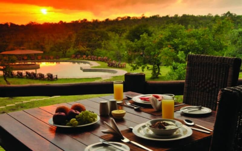Kruger National Park: 1 Nights Stay for 2 at Nkambeni Safari Tented Camp + Meals + Game Drive!