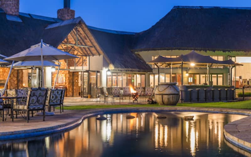 EASTER SPECIAL- Ivory Tree Game Lodge: Pilanesberg Game Reserve - 1 Night Luxury Stay for 2 + Meals + Game Drives!